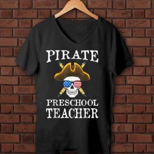 Awesome Preschool Teacher Halloween Party Costume shirt