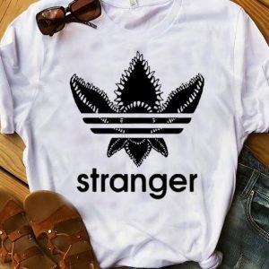 Awesome Stranger Things 3 Demogorgon Adidas shirt