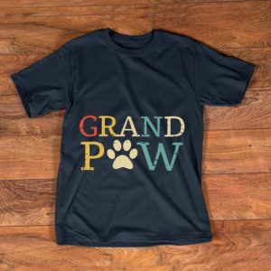 Awesome Vintage Grand Paw shirt