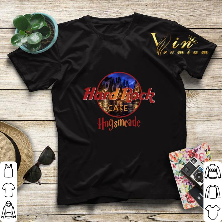 Hogsmeade Harry Potter Hard Rock Cafe shirt 4 - Hogsmeade Harry Potter Hard Rock Cafe shirt