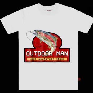 Hot Outdoor Man Your Adventure Store shirt