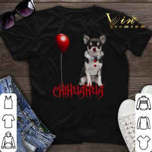 IT Pennywise Chihuahua shirt sweater
