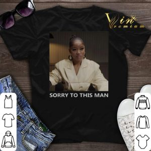 Keke Palmer Sorry To This Man shirt sweater