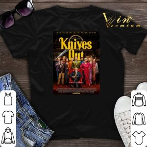 Knives Out In Theaters Thanksgiving shirt sweater