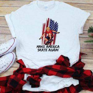 Make America Skate Again Trump shirts
