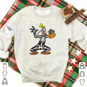 Nice Disney Goofy Skeleton Halloween shirts