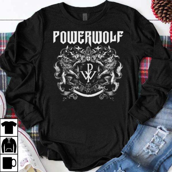 Nice Vintage Royal Powerwolf shirts