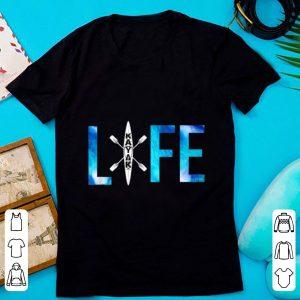 Original Kyaker Therapy Kyaking is Life shirt