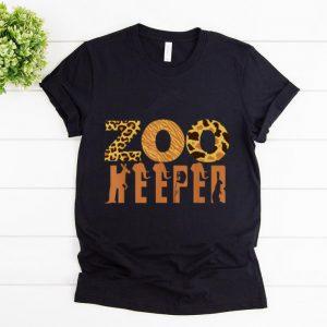 Original Zoo Keeper Animal Love Jungle Safari Explorer DIY Gift shirt