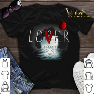 Pennywise IT Lover Loser Stephen Kings shirt sweater
