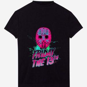 Premium Friday 13th Jason Voorhees shirt