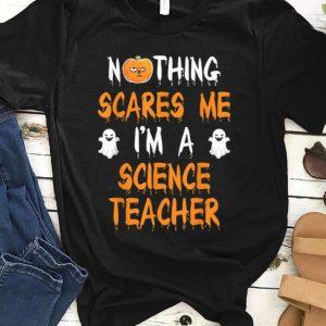 Premium Science Teacher Halloween Costume shirt