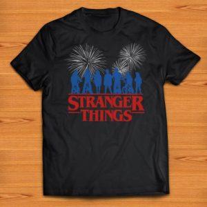 Premium Stranger Things 3 Fireworks shirts