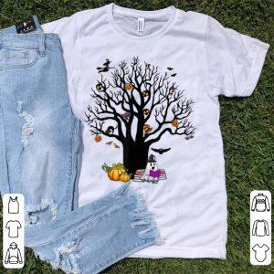 Premium Tree Boo Boo Ghost Pumpkin Witch Halloween shirt