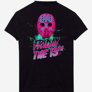 Pretty Friday 13th Halloween Horror Mask shirts
