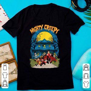 Pretty Mighty Marvin's Mighty Creepy Halloween shirt