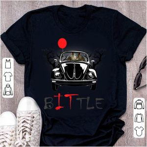 Pretty Pennywise Bittle IT Clown Dirve Classic Car shirt
