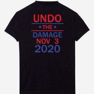 Pretty Undo The Damage Nov 3 2020 shirts
