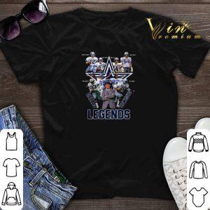 Signatures Dallas Cowboys Legends shirt