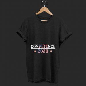 Top Competence 2020 Pete Buttigieg US Flag shirt