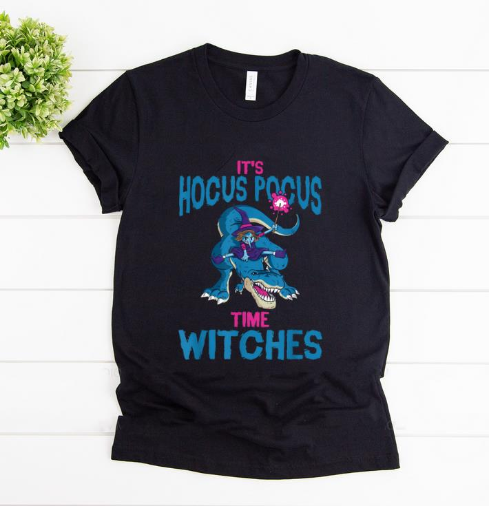 Top It s Hocus Pocus Time Witches Witchcraft Halloween Costume shirt 1 - Top It's Hocus Pocus Time Witches Witchcraft Halloween Costume shirt