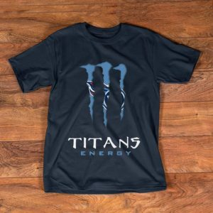 Awesome Monster Tennessee Titans Energy shirt