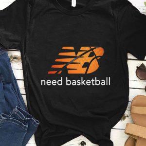 Awesome New Balance Need Baketball shirt