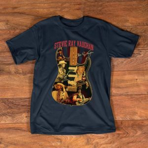 Awesome Stevie Ray Vaughan Guitar Signature shirt