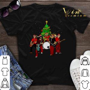 Christmas Tree Foo Fighters shirt
