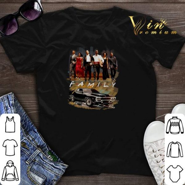 Friends Fast and Furious family shirt sweater