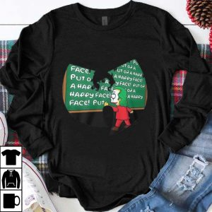Hot Put On A Happy Face Joker Wu Tang Clan shirt