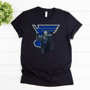 Hot St. Louis Blues Champions Hockey Jason Voorhees shirt