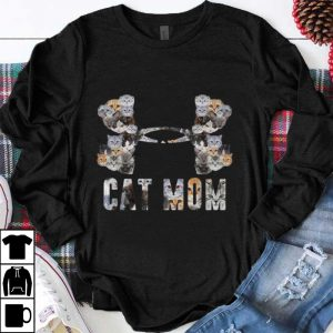 Hot Under Armour Cat Mom Cat Lover shirt