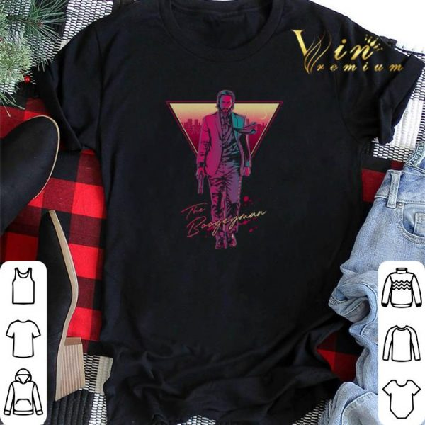 John Wick The Boogeyman shirt sweater