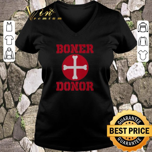 Nice Halloween Boner Donor shirt