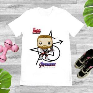 Nice Thor Chibi Marvel Avengers Endgame shirt