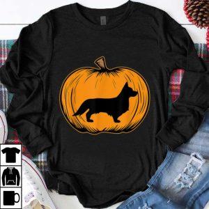 Original Halloween Pumpkin Corgi Dog-Dog Halloween Costume shirt