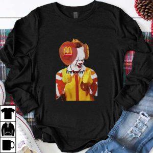 Original Pennywise Mcdonald's I'm lovin' IT shirt