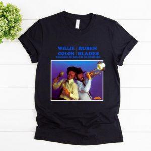 Original Willie Colon Ruben Blades Canciones Del Solar De Los Aburridos shirt