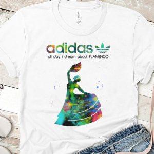 Premium All Day I Dream About Flamenco Adidas shirt