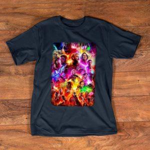Premium Avenger All Character Wignature Posters shirt