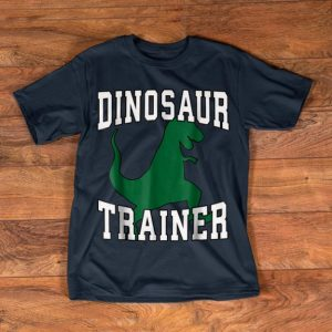 Premium Dinosaur Trainer Halloween, Costume for Adults Kids shirt