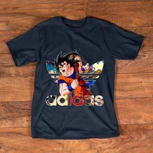 Premium Goku Dragon Ball Adidas shirt