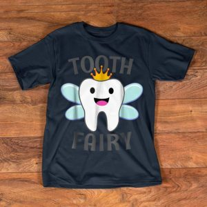 Premium Tooth Fairy Halloween Costume for Adults and Kids shirt