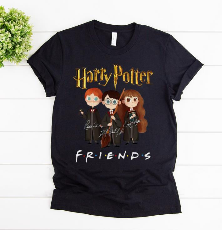Pretty Harry Potter Friends Signatures Harry Ron And Hermione shirt 1 - Pretty Harry Potter Friends Signatures Harry Ron And Hermione shirt