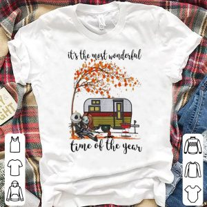 Pretty Jack Skellington And Sally It's The Most Wonderful Time Autumn shirt
