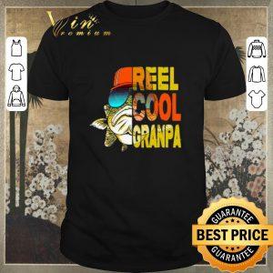 Pretty Reel Cool Granpa shirt sweater