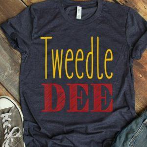 Pretty Tweedle Dee Halloween Costume Tee shirt