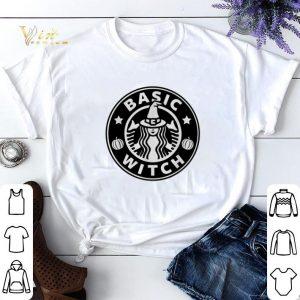 Starbucks basic witch shirt sweater