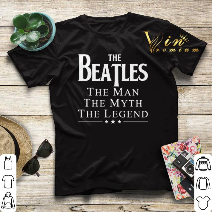 The Beatles the man the myth the legend shirt sweater 4 1 - The Beatles the man the myth the legend shirt sweater